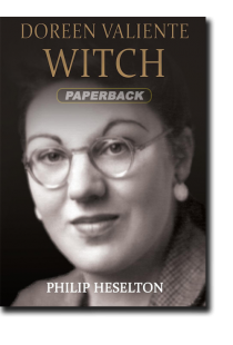 Doreen Valiente Witch by Philip Heselton (Paperback)