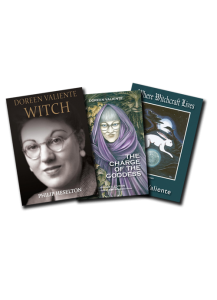 Doreen Valiente Paperback Book Bundle 1