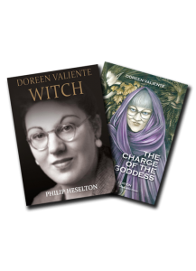 Doreen Valiente Paperback Book Bundle 2