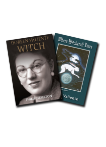Doreen Valiente Paperback Book Bundle 3