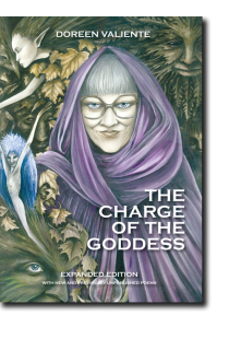 The Charge Of The Goddess (Expanded Edition) - Doreen Valiente (paperback book)