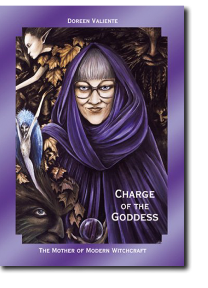 The Charge Of The Goddess (Original Edition) - Doreen Valiente (Paperback)